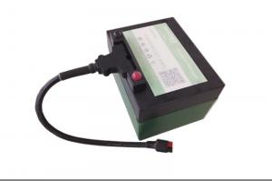 China 2A Standard Charge Current LiFePO4 Golf Cart Battery Pack 12V 22Ah Without Pollution on sale
