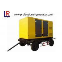 AC Three Phase 100kW Mobile Power Generator with Deutz Diesel Engine 1500RPM