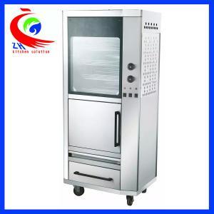China Moving Strong Power Sweet Potato Roaster Machine 220v 50-60hz on sale