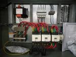 8 Bar 7.08 Rotary Air Compressor / Screw Drive Air Compressor Face Flange Mounting