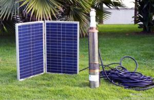 China Solar water pump on sale