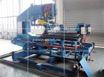 Band Saw Cutting Machine for Sandwich Panel Production Line