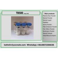 Healthy Hormone Peptide Powder TB500 / TB-500 Lyophilized Polypeptide Powder