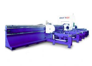 China Fiber Tube metal cutting laser machine with Industrial Lasers on sale