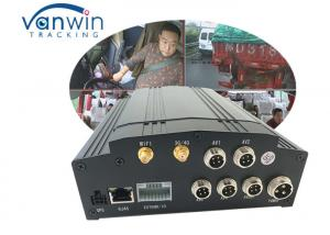 China Google Map 720P Security 3g Mobile Dvr System For School Bus And Public Truck on sale