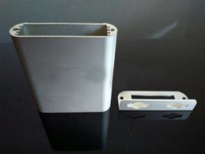 China 2018 Extruded aluminum enclosure kit, lightweight aluminum enclosure on sale