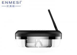 China LCD Screen Monocular Video Glasses HDMI High Resolution Short Delay For Drones on sale