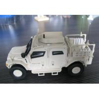 China Professional realistic polyresin collectors replica truck 3D Modelling Buildings on sale