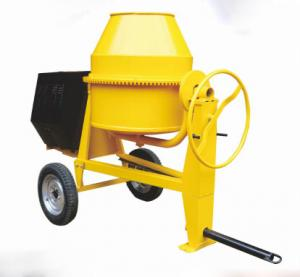 China small portable concrete mixer  for sale electric diesel driven 500L 600L with wheels on sale