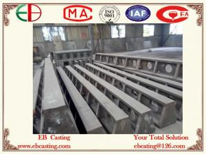 China 20Cr25Ni19Si2 Heat-resistant Steel Holder Casting Parts for Annealing Furnaces EB3267 on sale