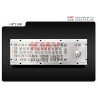 China 65 Keys Information Touchpad Metallic Keyboard ROHS 392 X 110mm on sale