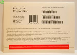 Quality Windows 10 OEM Software DVD With COA package Original Microsoft OEM Software Buy for sale