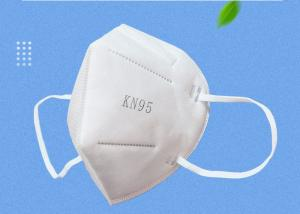China Personal Protective KN95 Face Mask CE EN149 Particulate Respirators 95%-99.9% BFE on sale