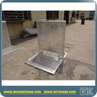 China Folding gate barrier for performance on sale