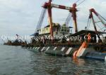 Safe Reliability Marine Boat Salvage Airbags Total Length 7m To 28m CCS Approved