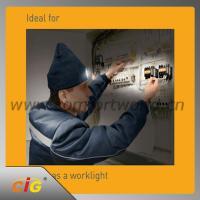 LED knitted hat lights / LED lights hat hiking night fishing 6 LED luminous warm hat