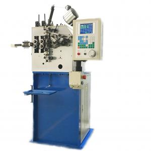 China High Speed Spring Forming Machine , Perfect Performance Spring Coiler 0.3-1.2mm Wire Diameter supplier