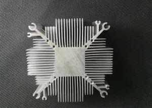 China CNC Machining DIY LED Grow Light Kit 20W - 50W  With  Aluminum Alloy Heat Sink on sale