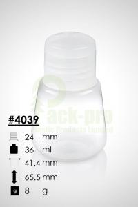 China PET Pepper Bottle w/ PP Screw Cap + Holes on sale