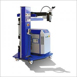 China LAMP PUMP AUTOMATIC YAG LASER WELDER for hydraulic tappet seal welding on sale