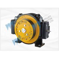 Low Temperature Rise Gearless Motor For Elevator , Block Brake Elevator Electric Motor