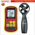 Medidor de velocidade do vento MS8901