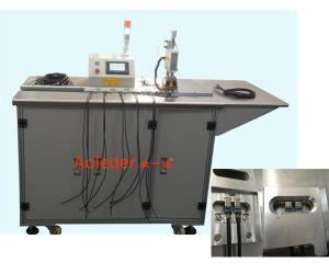 China High Frequency Welding Process Pcb Welding Machine , Hot Air Plastic Welder on sale