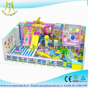 China Hansel 2017 names of indoor games entertainment center attractions for children on sale