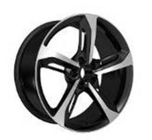 China AUDI High Polished Replica Alloy Wheels 18 Inch 5 Holes With 112 PCD on sale
