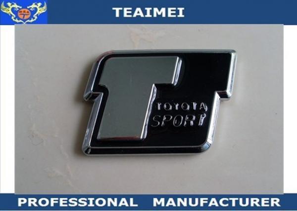 Toyota Volkswagen Decorative Black T Sport Badge Custom Logo Car
