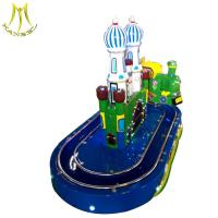 Hansel   small riding horse kiddie mini merry go round amusement train rides