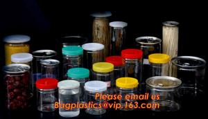 China round shape plastic clear box, plastic round box/printing cylinder box/round tube box with lid on sale