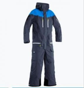 China Customized windbreaker coverall sport suit ski jacket snowboard on sale