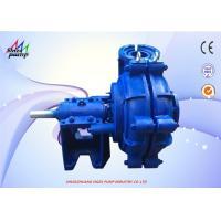Cantilevered Metal Replaced Industrial 6/4X-AH R Heavy Duty Sludge Slurry Pump