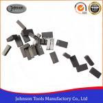 1400mm Stable High Grade Diamond Segments For Stone / Concrete / Asphalt