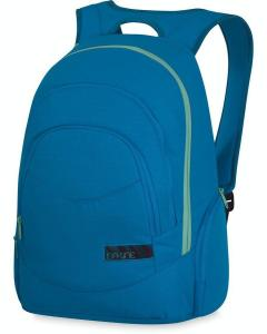 China Women's Prom Laptop Backpack Azure 25 Liter Padded laptop sleeve Blue on sale