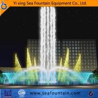 outdoor magic music dancing water fountains