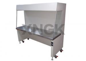 China Cámara del flujo de aire laminar de la fan de EBM, vibración baja única de la sobremesa de la capilla endocrina del humo on sale