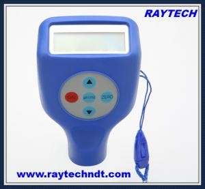 China Painting Test Meter, Zinc Coating Thickness Gauge, Magnetic Metal Substrate TG-810F on sale