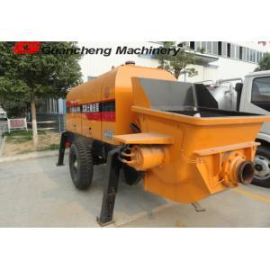China Concrete machine HBT40RS  small concrete pump , truck mounted concrete pump on sale