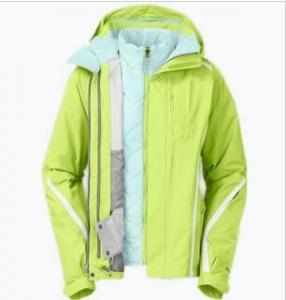 China Wholesale OEM casual custom cheap women ski jackets on sale