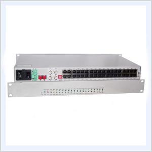 China 30 Lines  PCM Multi Service Voice Platform DXC Voice Multiplexer GT-PCM Series on sale