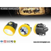 IP68 Waterproof Germany Bayer PC Matte Surface Cordless Mining Lights with Light Weight 158g