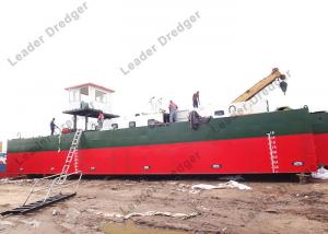 China 15m Depth Sand Suction Dredger With Water Cooled Diesel Engine on sale