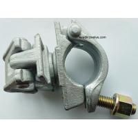 8.8 grade T- bolt flange nut 22mm forged swivel coupler  clamp