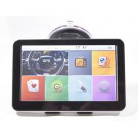 High Definition 5 Inch Touch Screen Car GPS Navigation With E-book, Games, Mp3 MP4 MP5