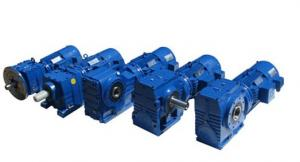 China Inline helical gear box (R series) on sale