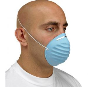 China Disposable Woodworking Dust Mask Home Depot RespiratorWith Nose Bar Bacteria Proof on sale