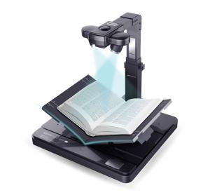 China book scanner Changer M1000 book scanner A4 HD AUTO High speed on sale