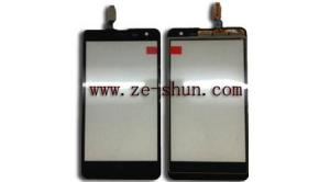 China Black Replacement Touch Screens For Nokia Lumia 625 , Touch Screens Monitors on sale